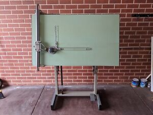 Drafting table and machine - German quality - fully adjustable