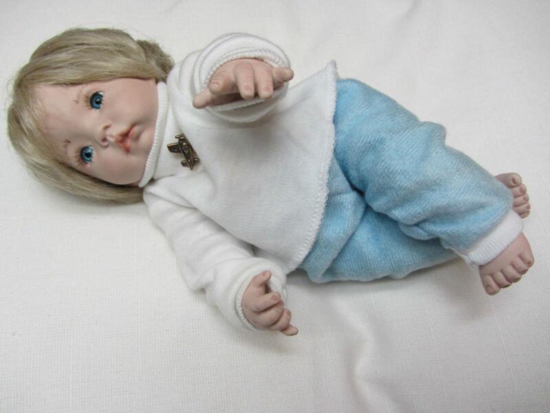Porcelain Baby Doll Ebay