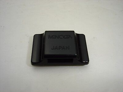 MINOLTA eyepiece / viewfinder camera cap cover for SLR cameras, Japan , Genuine