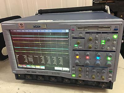Lecroy Dda5005a Xl 5ghz 20gss Disk Drive Analyzer Wavemaster 8500 Oscilloscope