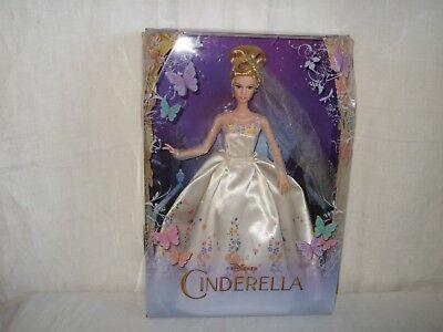 """Disney Film Collection - Puppe """"Cinderella"""" im Hochzeitskleid von Mattel  -  NEU"""