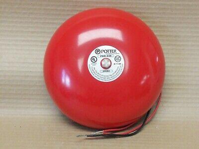 Potter Pbd-248 24 Vdc Fire Alarm Bell