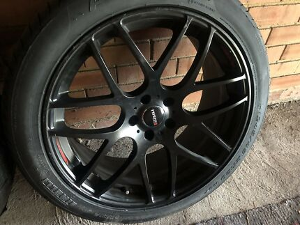 Brand New Pirelli P Zero 245/45r20 with existing wheels