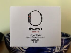 Apple Watch Series 3 (GPS + Cellulaire)