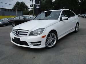 2013 Mercedes-Benz C-Class C300 4MATIC ~ SUNROOF ~ AWD ~ LEATHER