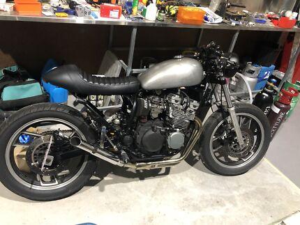 yamaha xj 650 cafe racer motorcycles gumtree australia. Black Bedroom Furniture Sets. Home Design Ideas