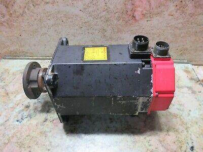 Fanuc Ac Servo Motor Model 10s Type A06b-0315-b003 Takisawa Ecoturn Warranty