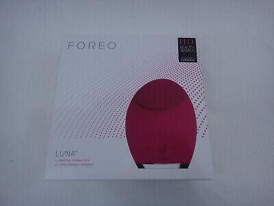 FOREO LUNA for Normal / Sensitive Skin - MAGENTA - NEW IN BOX -