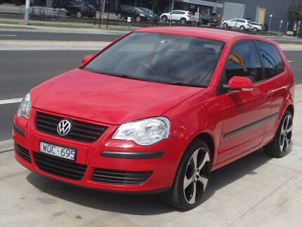 2008 Volkswagen Polo Hatchback
