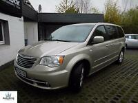 Chrysler Town&Country Gold Leder|Klima|el.Türen