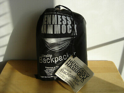 Hennessy Ultralite Backpacker A-sym Classic - Backpacking Camping Hammock
