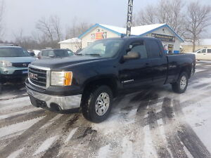 2008 GMC Sierra 1500 SLE 4X4 SAFETIED