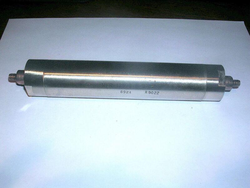 RLC  ELECTRONICS  BAND PASS FILTER MODEL F-3707