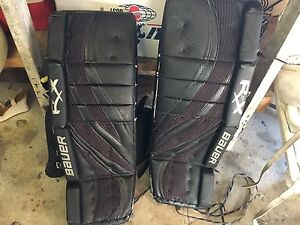 Goalie Gear Must Go