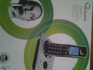 *** Cordless home phone, w inbuilt answering machine - Used *** Arundel Gold Coast City Preview