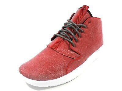 Nike AIR JORDAN Eclipse Chukka Mens Shoes Basketball Sneakers White Red 881453