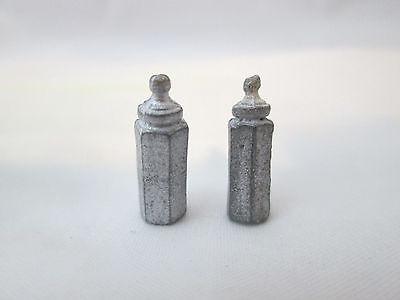 Dollhouse Miniature Unfinished Metal Binoculars #3