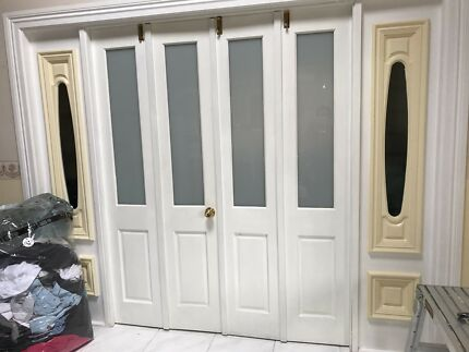 Timber French Doors | Building Materials | Gumtree Australia Gold ...