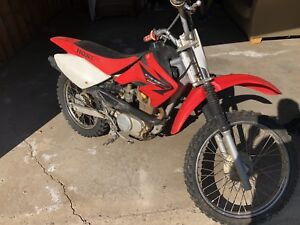 2005 Honda CRF 100 Dirt Bike