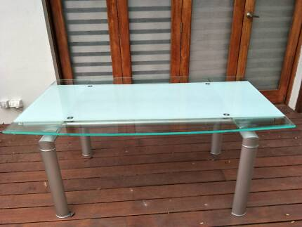 Glass Dining Table Matching Coffee