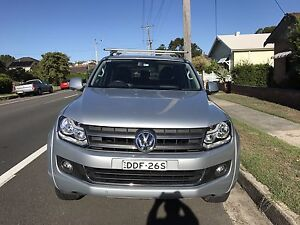 VW AMAROK HIGHLINE Newcastle Newcastle Area Preview