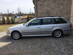 BMW 528i (Year 2000) 293111km