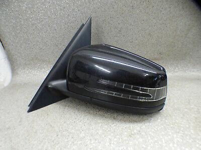 Außenspiegel L links schwarz 197 206Tkm Mercedes X204 GLK 220 CDI 10.1425.067
