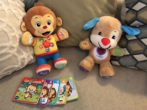 Learning Toys. $20 each or $30 for both.