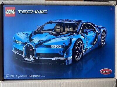 LEGO TECHNIC BUGATTI CHIRON 42083 (3599 Pcs)