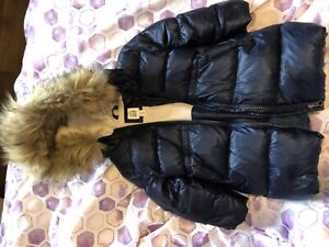 Baby Gap down filled parka 2T