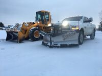 COMMERCIAL SNOW PLOWING & REMOVAL