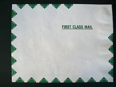 Tyvek 1st Class Envelopes 10 X 13 Tyvek Envelopes Easy-peel 10 Pack