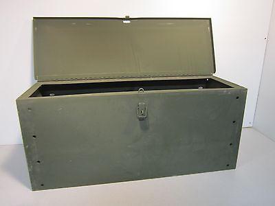 Oshkosh Vehicle Military Storage Box, 1334250W, 2540012434816, Hinged Lid
