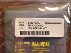 PANASONIC Plasma Power Supply Repair Kit LSEP1260 (factory kit)