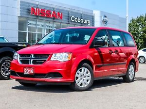 2016 Dodge Grand Caravan SE/SXT CVP FREE Delivery