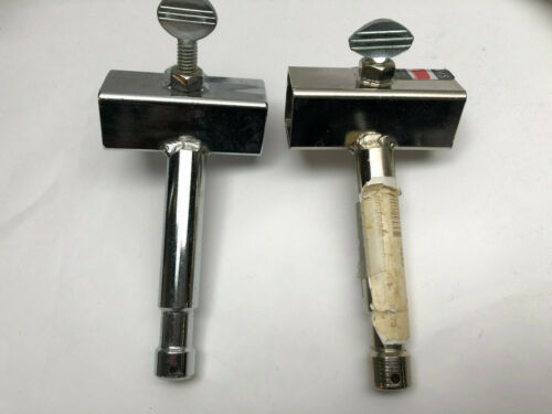 """Matthews Bar Clamp Adapters with 5/8"""" Pin #429595 (Lot of 2)"""
