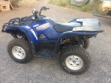 Yamaha Grizzly quad bike Roseworthy Gawler Area Preview