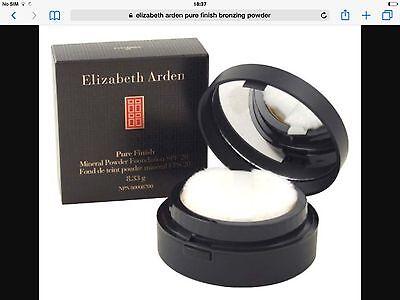 Elizabeth Arden Pure Finish Mineral Powder Foundation Number 09