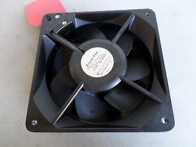 Mazak Mazatech Royal Fan T650dgf21 100a.c 5060hz Lot Maz-4 Bob