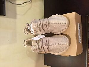 Oxford tan yeezy boost 350 Size 6 brand new