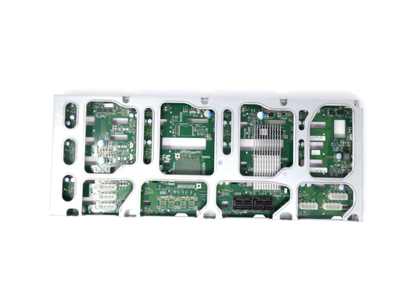 BPN-SAS3-846EL1 Supermicro 24 Port 12Gbps 4U SAS 3 Single Expander Backplane