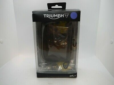 Triumph Handlebar Mount Cell Phone Holder, 140mm X 90mm, A9510289, New