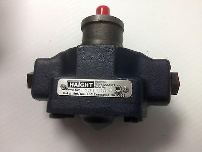 Haight Fryer Filter Pump For Broaster -part 09273