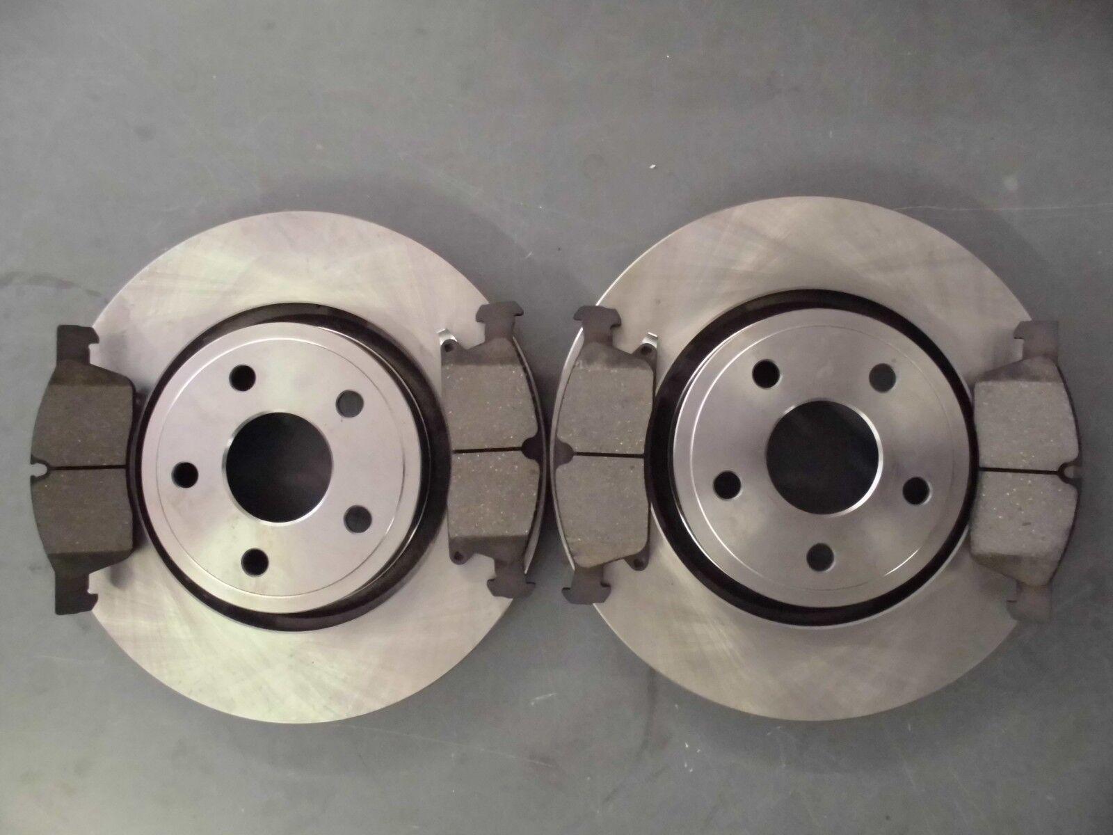 Keramik Bremsklötze vorne Jeep Grand Cherokee 2011-2015 350mm Bremsscheiben
