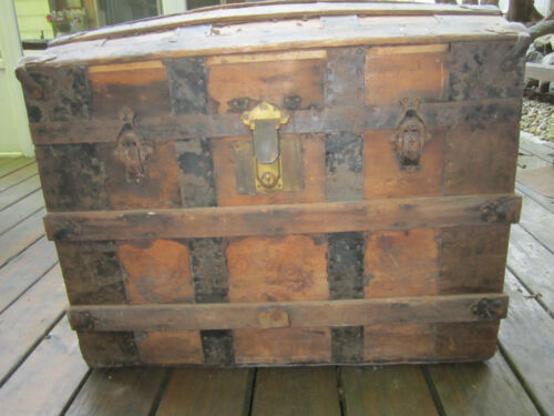 Steamer Chest