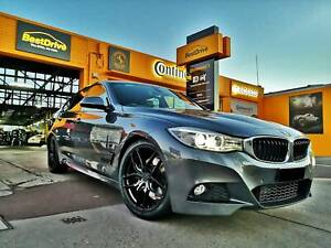 """(BMW X1, 3GT ) G.MAX 19"""" Solas Wheels & Continental Runflat Tyres Mitcham Whitehorse Area Preview"""