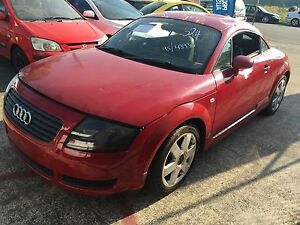 Audi TT Wrecking for parts 2000 Yeerongpilly Brisbane South West Preview