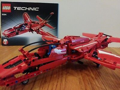 LEGO Technic Jet Plane 9394: Used, Great Condition, with Instructions