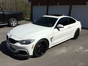 2014 BMW 435 x drive M perf 1 & 2 Great Shape