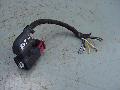 Vauxhall Astra Headlight Plug Wiring Loom LEFT NS Head Light Lamp Wire ref WD55